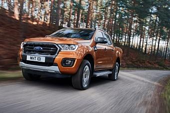 Ford Ranger fornyer