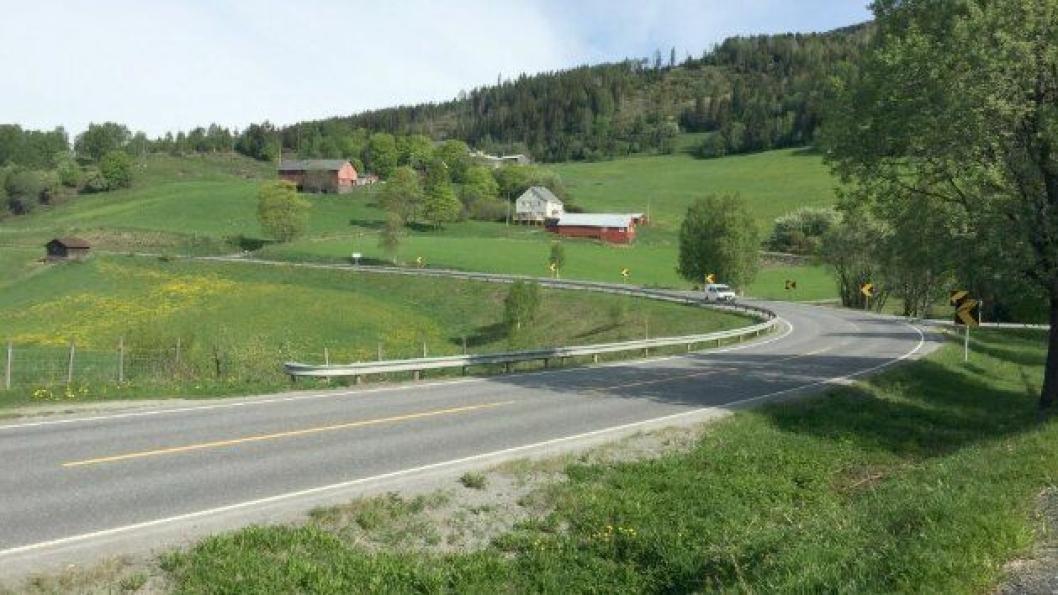 På den 42 kilometer lange E16-strekningen mellom Fagernes og Øylo skal Vegvesenet i samspill med entreprenør utarbeide løsninger som gir mest mulig utbedret vei for de 500 millioner kronene som er satt av til prosjektet.
