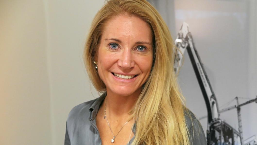 MEF-SJEFEN: Julie Brodtkorb har mange tanker om kontrakter og balanseringen av oppdrag for entreprenørene rundt i landet.