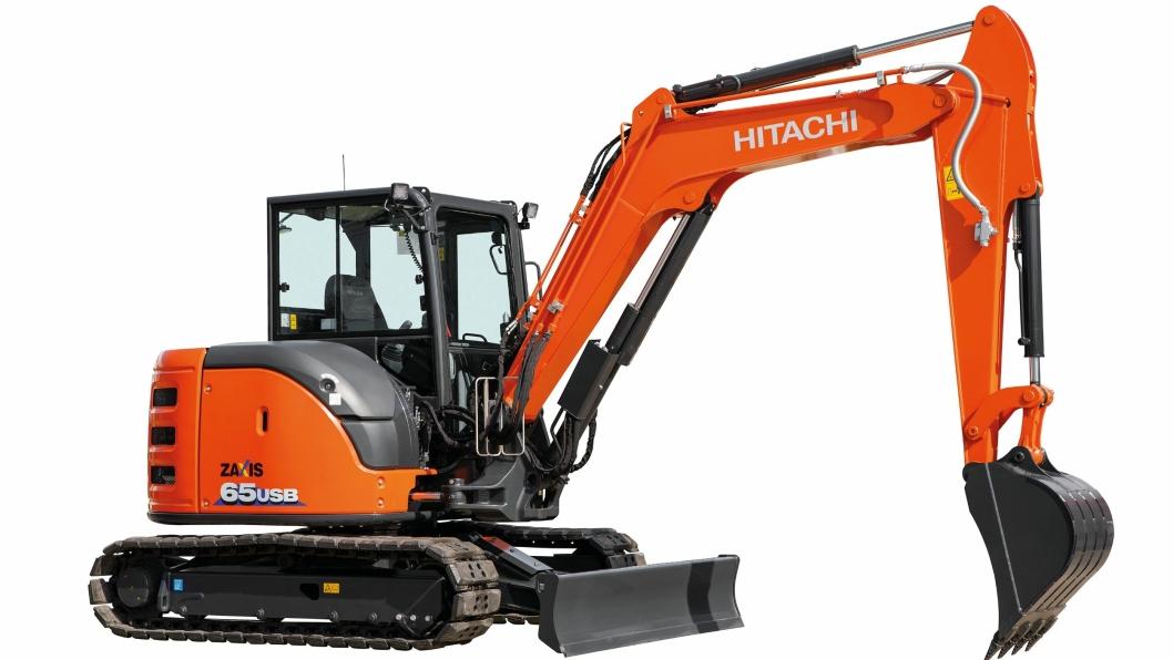 Hitachi ZX65USB-6.