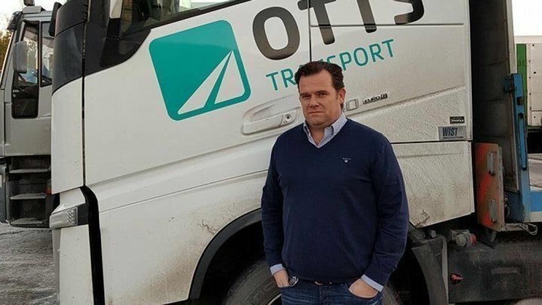 OTTS-sjef Geir Prytz Heen angrer ikke på flyttingen fra Orkanger Terminalen til hovedbasen på Tiller i Trondheim.
