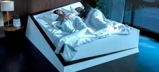 Ford-seng holder partneren din i «sin fil»