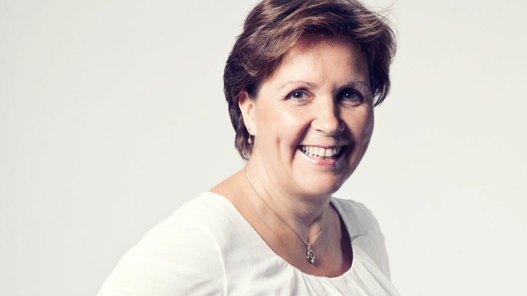 Grethe Bergly, ny konsernsjef i Multiconsult ASA.