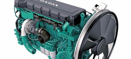 Volvo Penta med Steg V-oppgradering