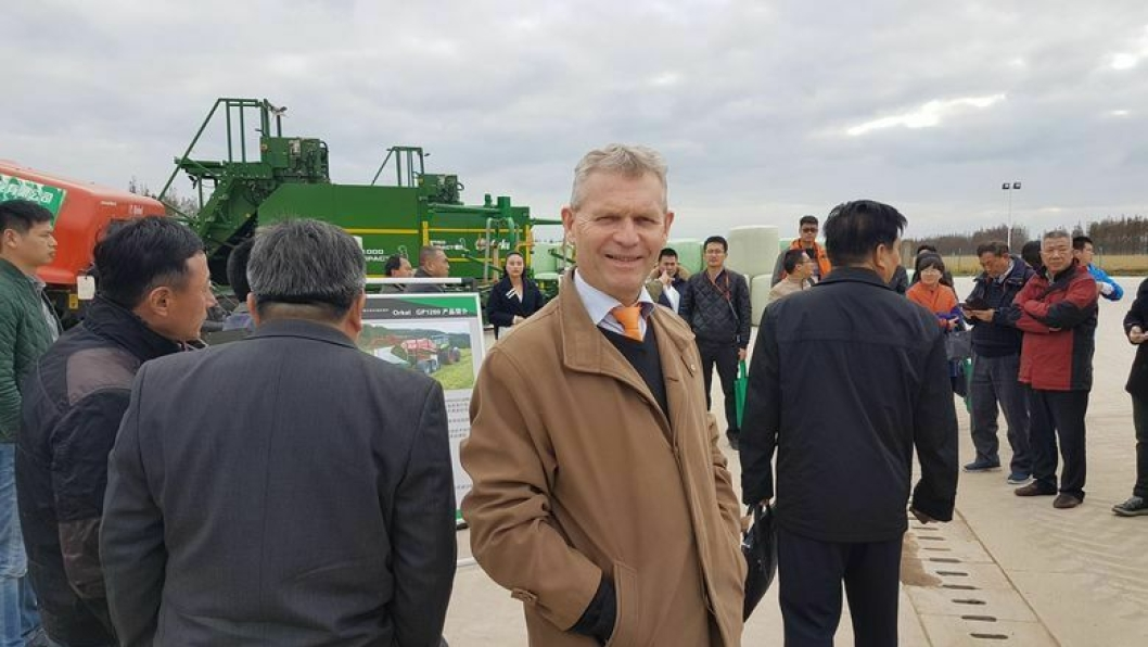 90 prosent av Orkels produksjon eksporteres til gigantmarkeder som Japan, Kina, India og USA. De siste årene har gründer og daglig leder, Jarl Gjønnes, reist verden rundt og markedsført virksomheten.