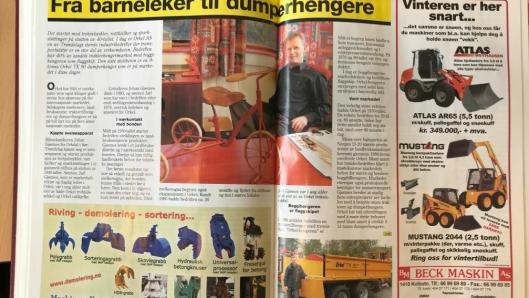 Jarl Gjønnes var i ung alder stolt eier av en Orkel trehulssykkel. I dag har han lagt verden under sine føtter.
