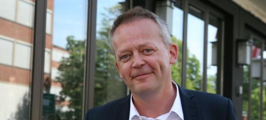 Schenker-sjefen foreslår terminalbytte