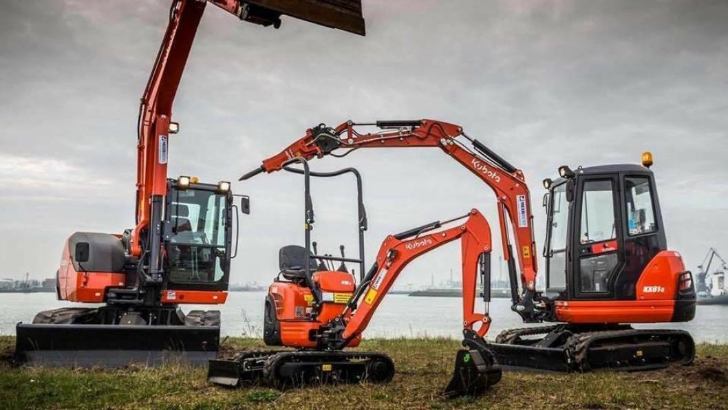Nordland Traktor selger og server nå blant annet Kubota minigravere og annet som importøt Hymax AS har i sin maskin- og utstyrsportefølje.