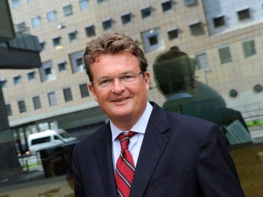 Konserndirektør E-handel i Bring, Gunnar Henriksen.