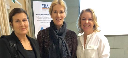 EBA, Nye Veier og RIF fortsetter møtesamarbeidet