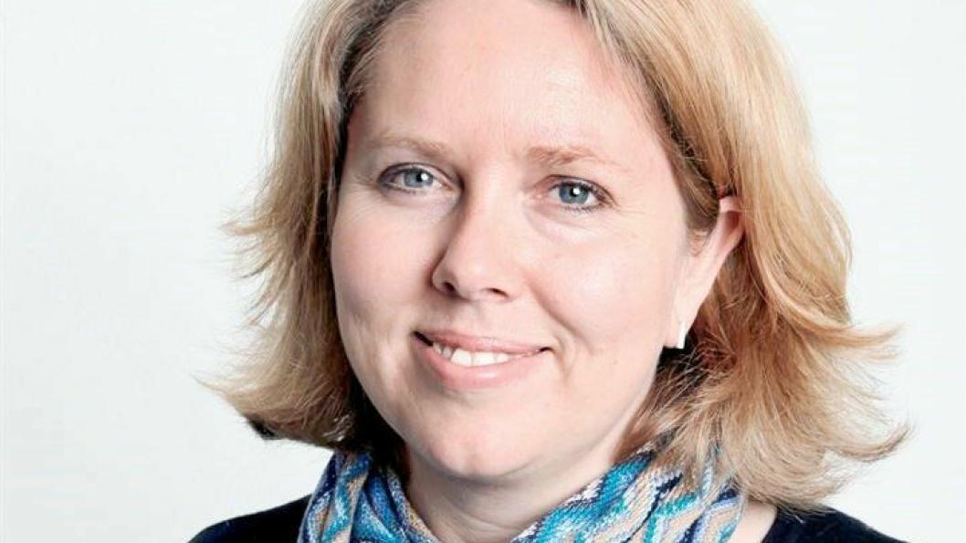 Maria Grimberg blir ny kommunikasjonsdirektør i NCC AB.