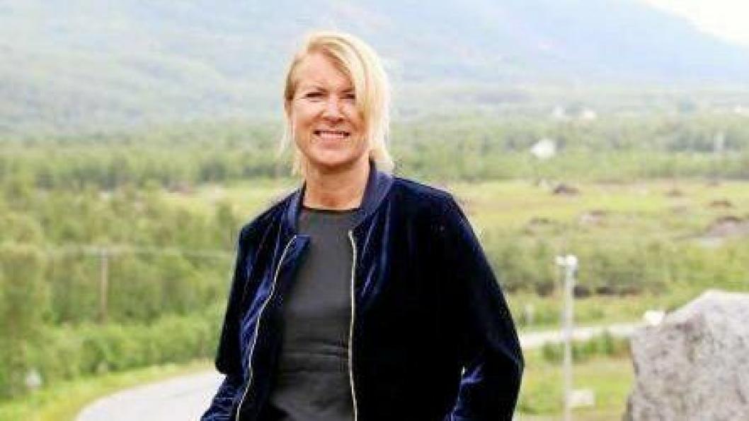 Jorunn Nyheim (55) fra Tromsø er ansatt som ny distriktssjef i Region Nord i Maskinentreprenørenes Forbund (MEF).