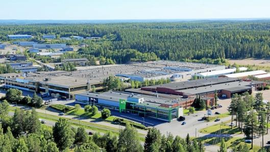KJEMPEANLEGG: Avant har kjøpt nabofabrikken og er i ferd med å åpne nye produksjonslinjer i anlegget.
