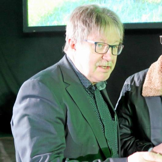 GRÜNDEREN: Risto Käkelä startet bedriften i 1991 og er fortsatt leder.