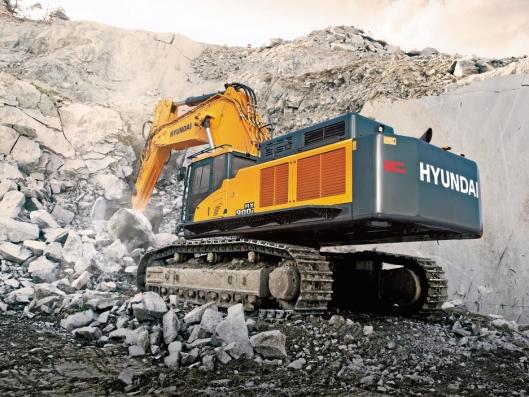 Hyundais store maskiner hos Hymax AS opphører.