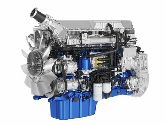 Selve kjernen i Volvo FH med I-Save er den nye D13TC-motoren, Volvo Trucks' mest drivstoffeffektive motor til langtransport noensinne. D13TC produserer 300 Nm ekstra dreiemoment, som gjør det mulig med høyere gjennomsnittshastighet og lavt drivstofforbruk.