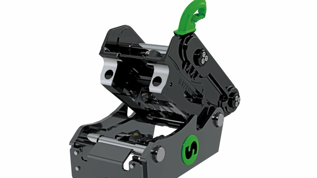 På Bauma kommer Steelwrist til å utvide serien med automatiske oljetilkoblinger for HK-fester.Serien består av SQ60, SQ70 og SQ80, og på Bauma lanseres SQ65 og SQ70/55.