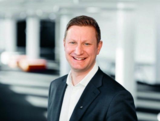 Amund Tøftum, konserndirektør i AF Gruppen. Får utvidet ansvar i konsernledelsen.