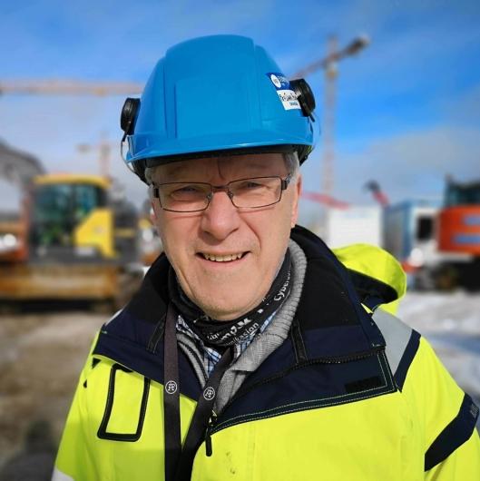 Per Daniel Pedersen er Faglig leder VVS og systematisk ferdigstillelse ved PNB. Han er ansatt i ÅF Advansia AS.