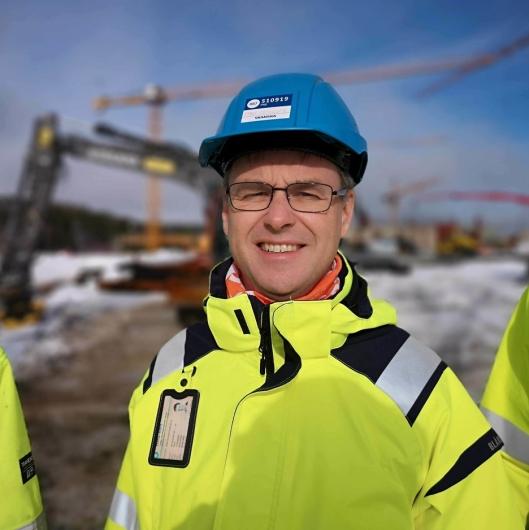 Paul Torgersen er prosjektsjef for Politiets nasjonale beredskapssenter (PNB). Han er ansatt i Marstrand AS.
