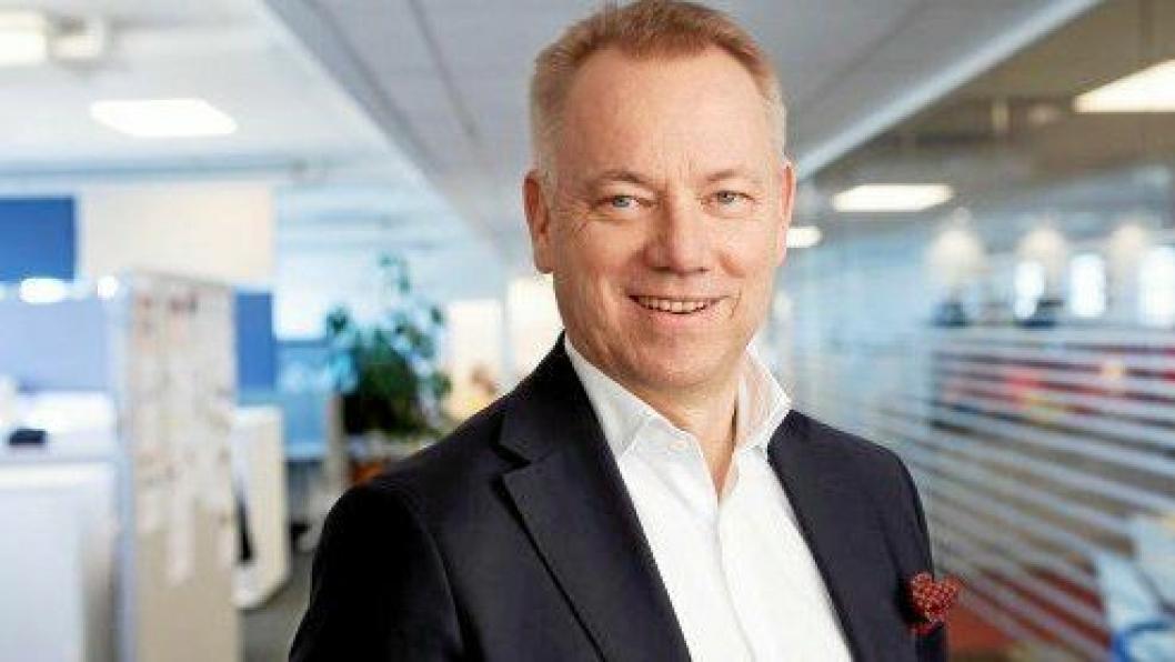 Johan Frilund, ny CEO i Vehco AS fra 1. mars 2019.
