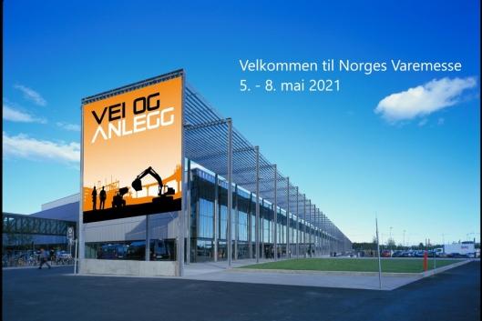 Norges Varemesse på Lillestrøm blir ny arena for Vei og Anlegg.