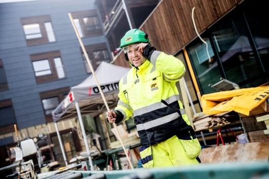 ULLERUD HELSEBYGG: I Frogn kommune har AF bygd Norges største sykehjem i massivtre.