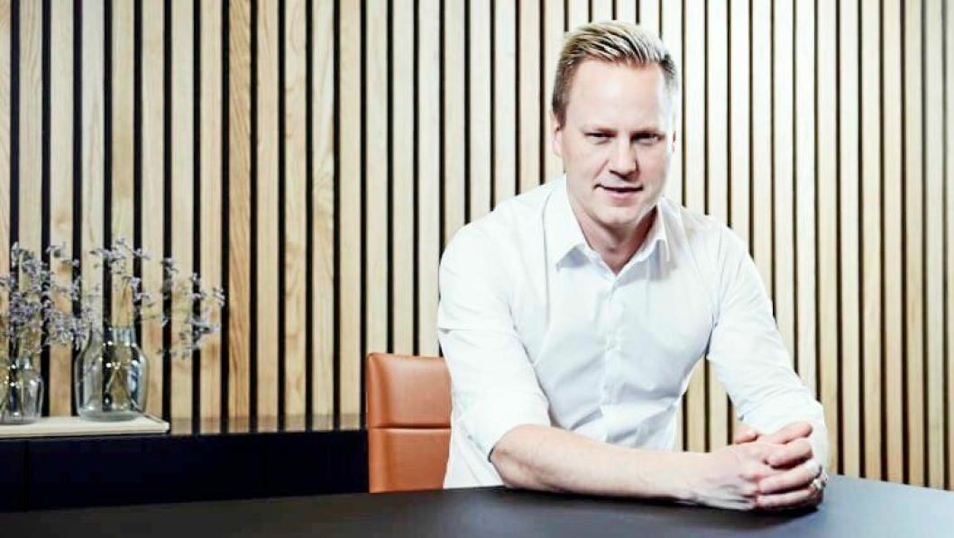 NY STYRELEDER: Thor-Anders Lundh Håkestad ble valgt inn som ny styreleder i Norsk Bergindustri under generalforsamlingen 18. mars 2019.