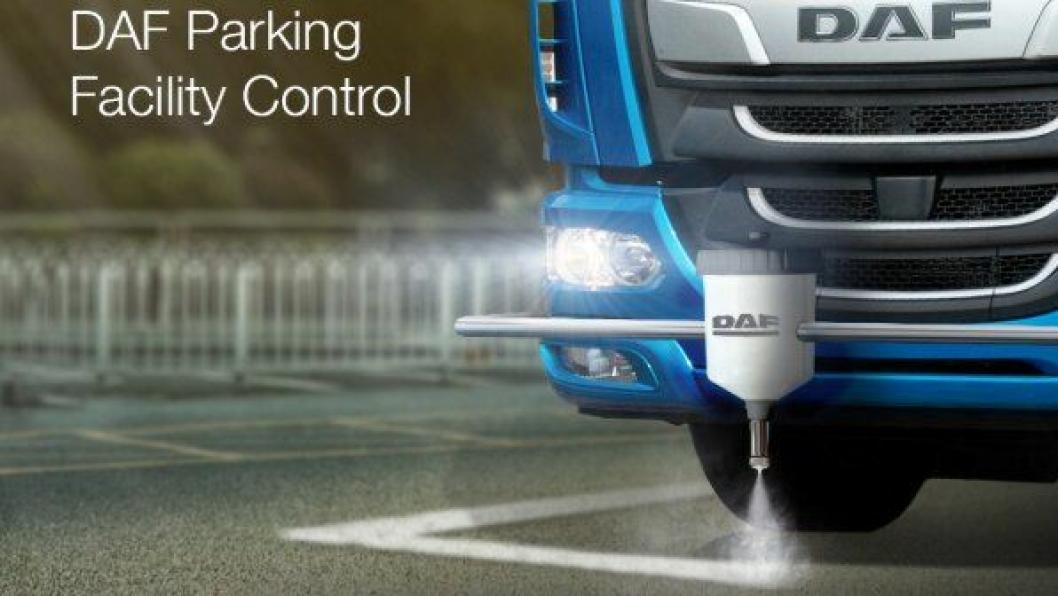 DAF-systemet som lager sin egen parkeringsplass overalt får frem smilet, men blir nok heldigvis ikke noe av.