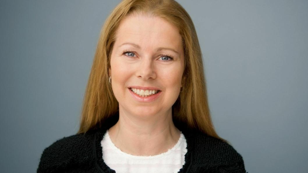 Rita Berg Hansen.