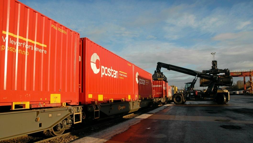 På strekningen mellom Oslo og Kristiansand er fire av fem daglige tog tatt bort.