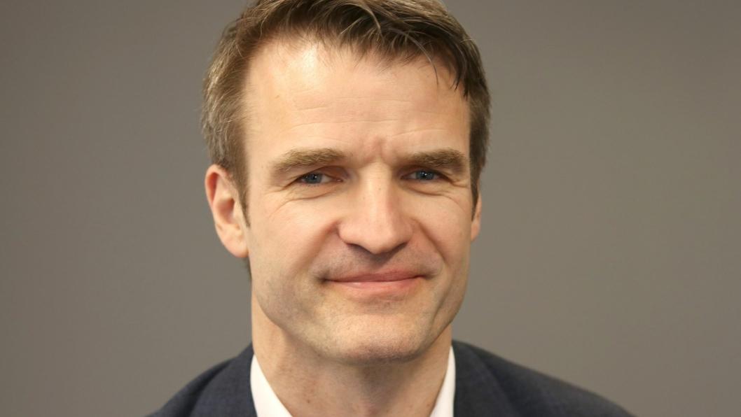 Knut Ekern startet som kommunikasjonsdirektør i AF Gruppen 1. april.
