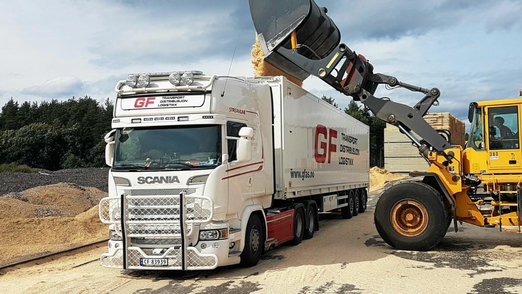 GF Gruppen styrker seg på budkjøring etter å ha kjøpt deler av konkursboet etterBjørgs Budbil og Transport AS.