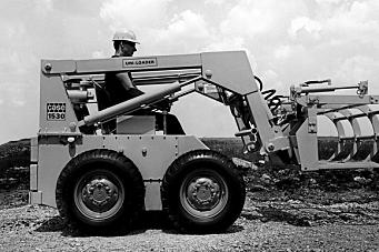 50 år med kompaktlastere