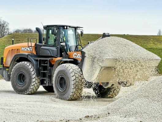 STANDARD: Som de øvrige G-modellene, har 1121G (28 tonn) førerhytte som ifølge Case, setter en ny standard for komfort og sikkerhet.