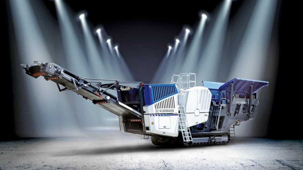 PRIS: Kjeftknuseren Mobicat MC 120Z Pro er blitt prisbelønt for sitt elegante design.