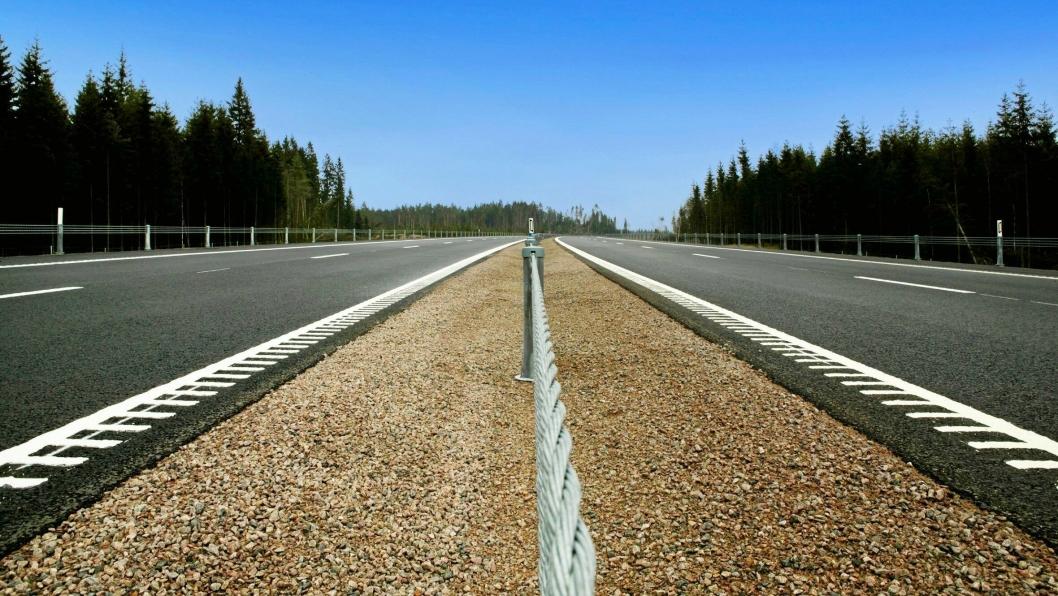 TEST: Statens vegvesen ønsker å teste ut ny kontraktsform på et asfaltkonkurransen i Midt-Norge.