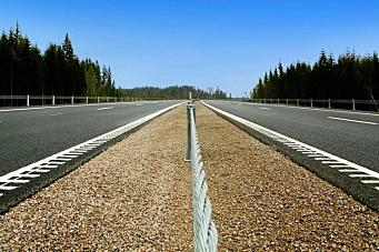Tester nye asfaltkontrakter