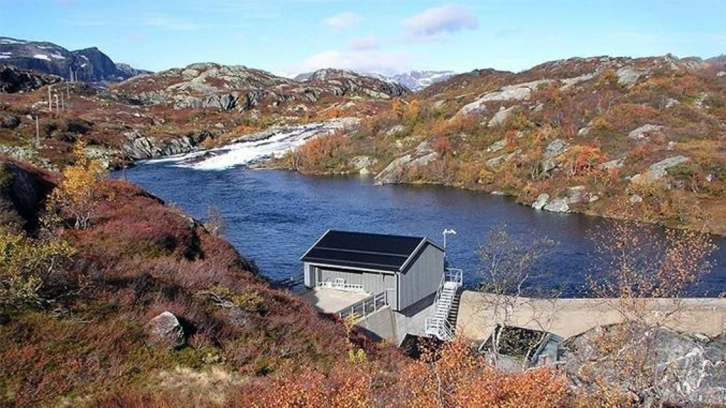 AF Gruppen har inngått kontrakt med Statkraft Energi om bygging av Vesle Kjela kraftverk i Vinje kommune.