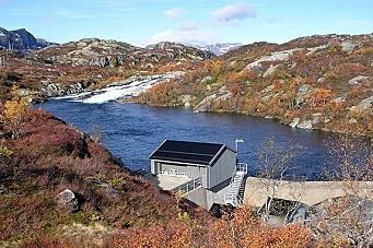 AF Gruppen bygger kraftverk for Statkraft Energi