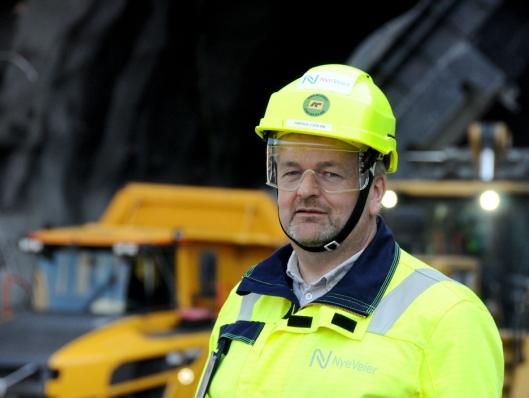 Harald J. Solvik er utbyggingssjef for strekningen som nå skal detaljreguleres gjennom Lyngdal. Han er også utbyggingssjef for prosjektet som er i produksjon fra Kristiansand vest til Mandal øst.