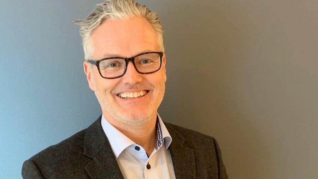 - Dette er en barndomsdrøm som går i oppfyllelse, sier Frank Nordby om sin nye jobb som leder for Volmax.