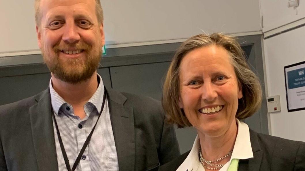 Ny styreleder ble Anne Kathrine Kalager (Bane Nor) som overtar etter Øyvind Engelstad (SN Power).