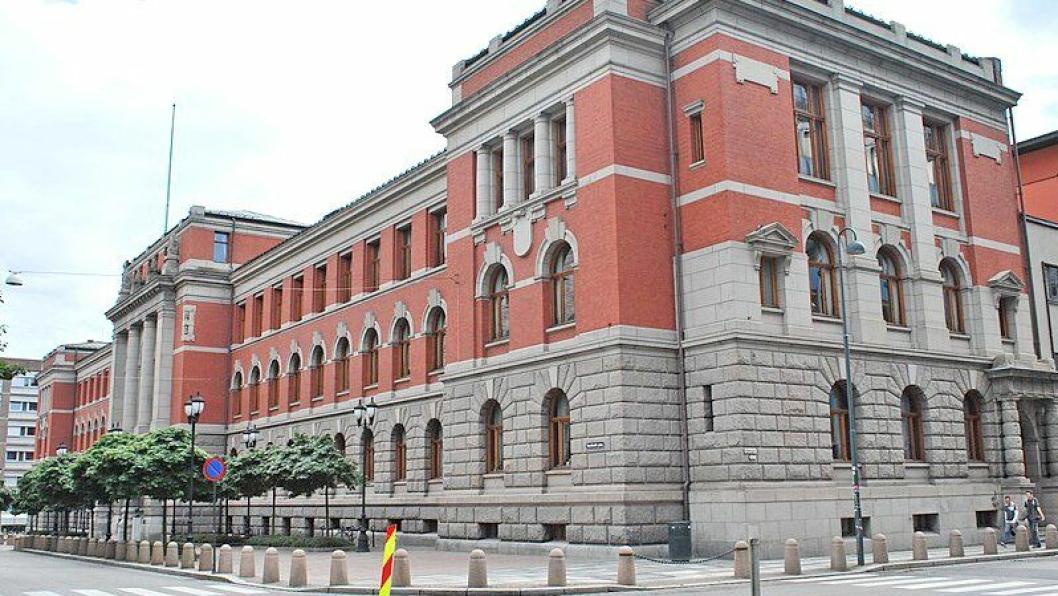 Norges Høyesterett i Oslo.