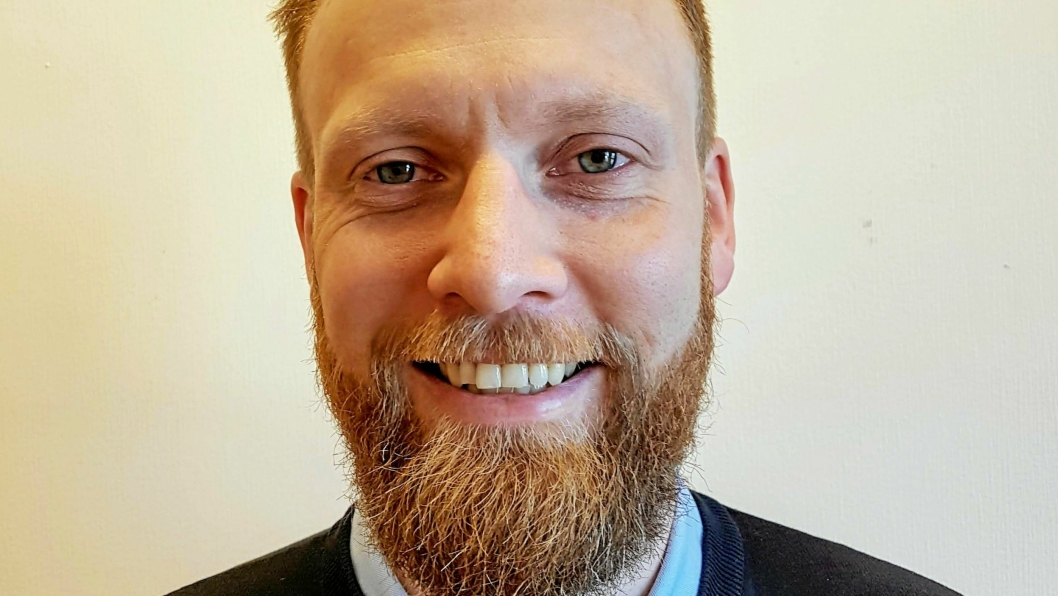 Fredrik Stangeland.