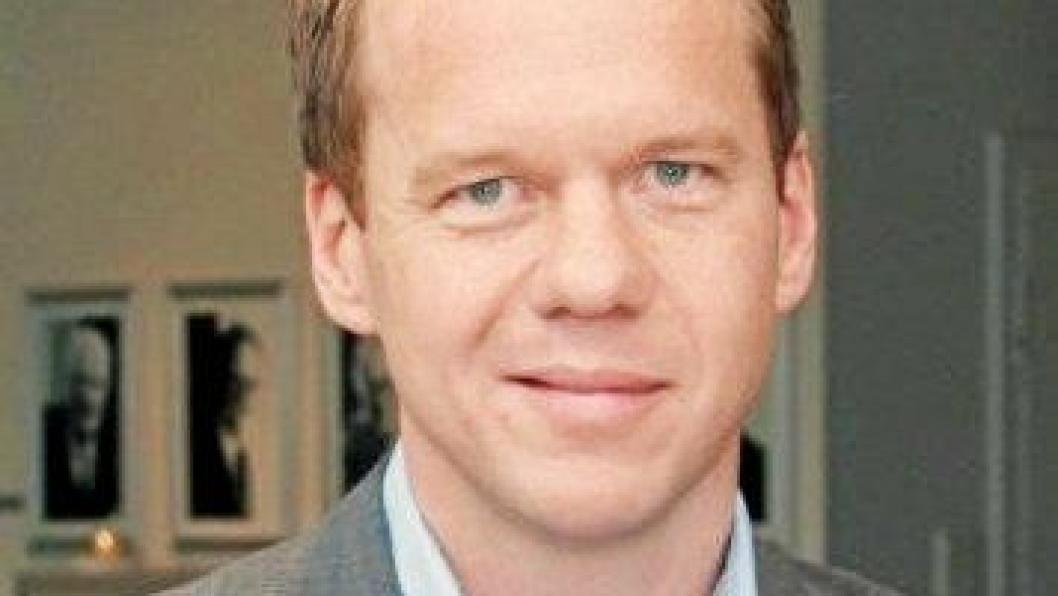 Lars Thomas Eriksen.