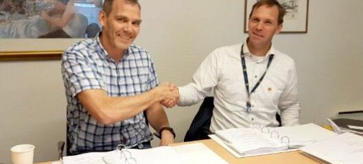 Inngikk driftskontrakt for Follo