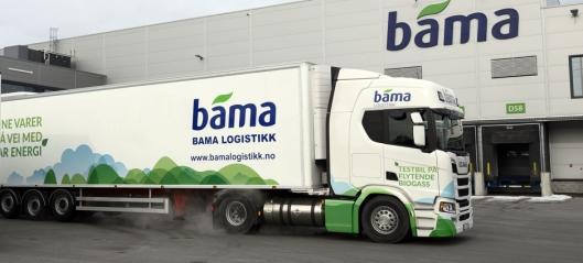 Redusert bomtakst for biogass-drevne kjøretøy