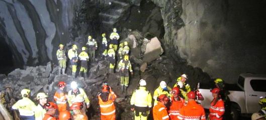 Gjennomslag for NCC i Rogfast-tunnel