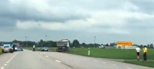 Sjåføren på den «løpske» Scania-en er anmeldt
